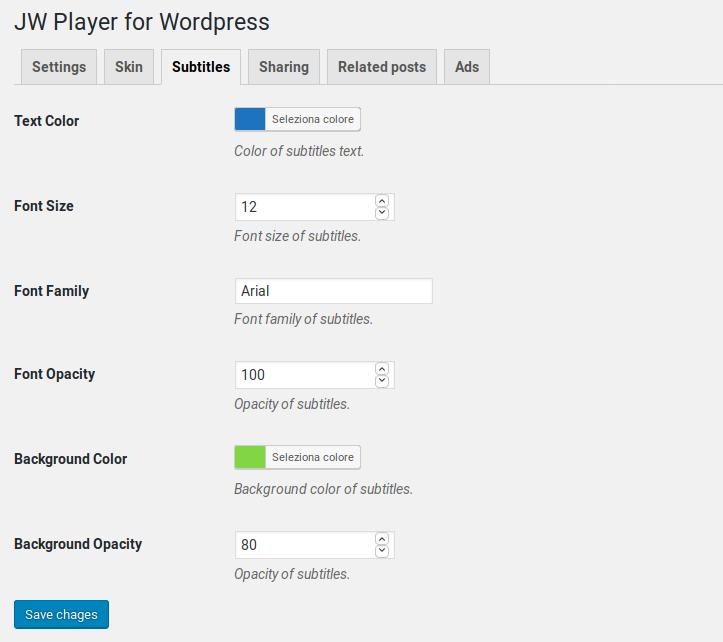 JW Player for WordPress - Premium - 11